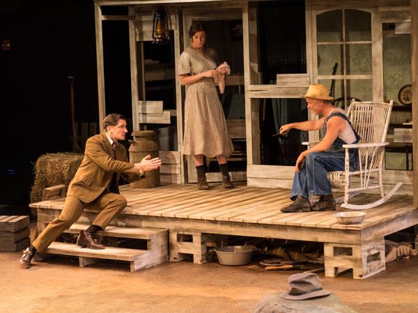 Anthony Marble, Elise Hudson, Conan McCarty  Photo