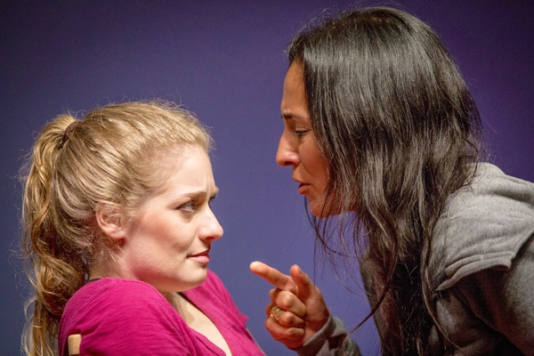 Photo Flash: First Look at FOUR DOGS AND A BONE at Firescape Theatre