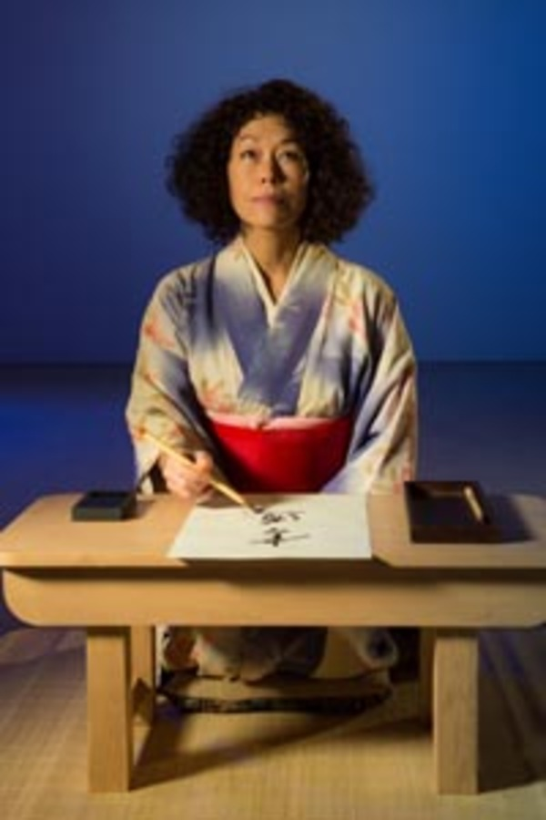 Photo Flash: Theatreworks Silicon Valley present CALLIGRAPHY