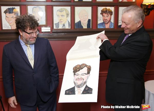 Kenneth Lonergan and Max Klimavicius