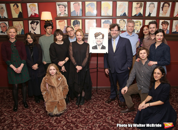 Gretchen Mol, Winona Ryder, Matthew Broderick, Tavi Gevinson, J Smith Cameron, Kennet Photo