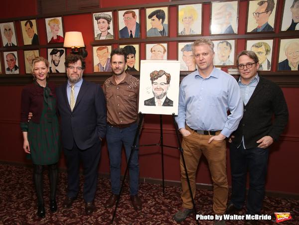 Gretchen Mol, Kenneth Lonergan, Josh Hamilton, CJ Wilson, Matthew Broderick