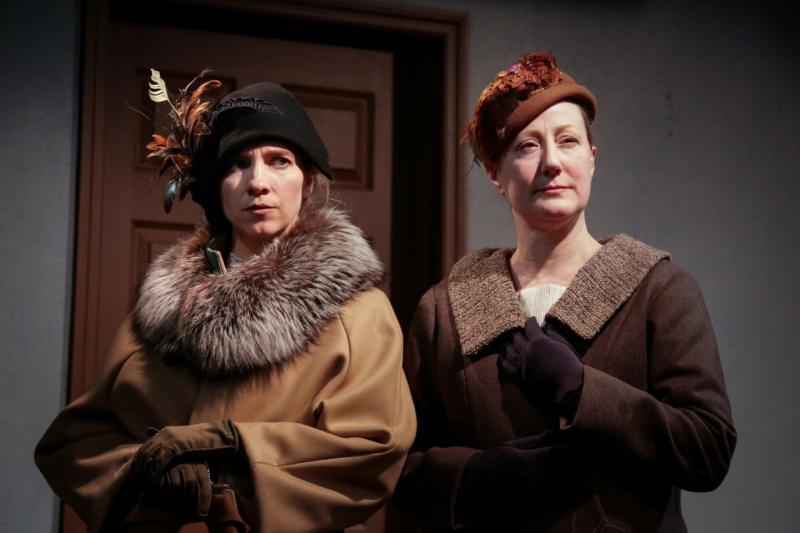 BWW Review: Good Things Come In Three's with American Bard's VISIONARY VOICES