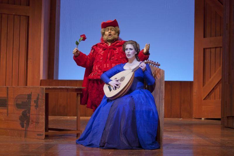 BWW Review: San Diego Opera's FALSTAFF a Moveable Feast