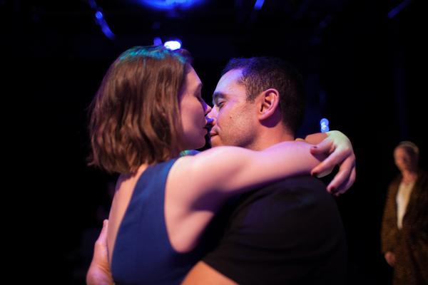 Kimberly Alexander and Jonathan Medina