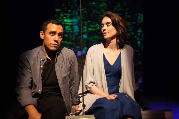 Jonathan Medina and Kimberly Alexander
