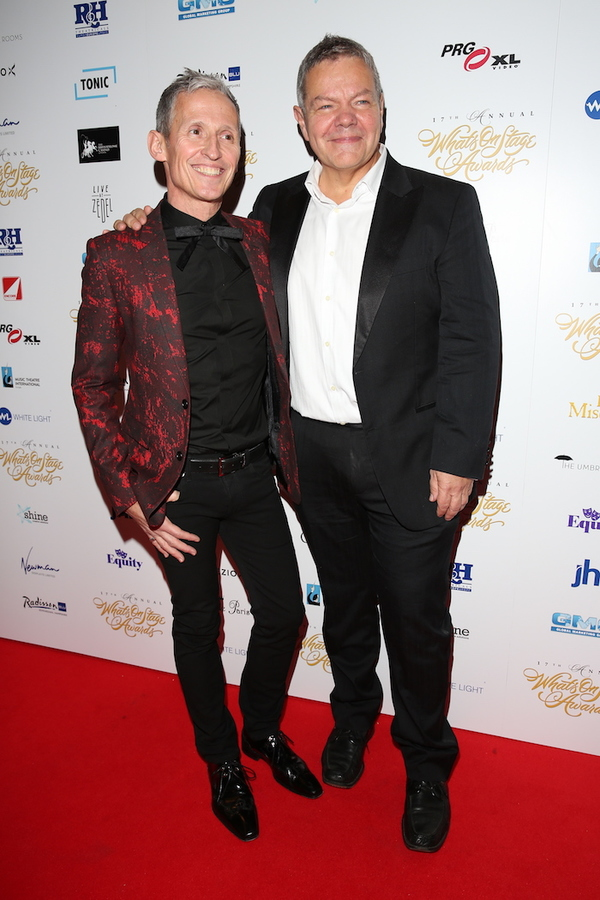 George Stiles and Anthony Drewe Photo