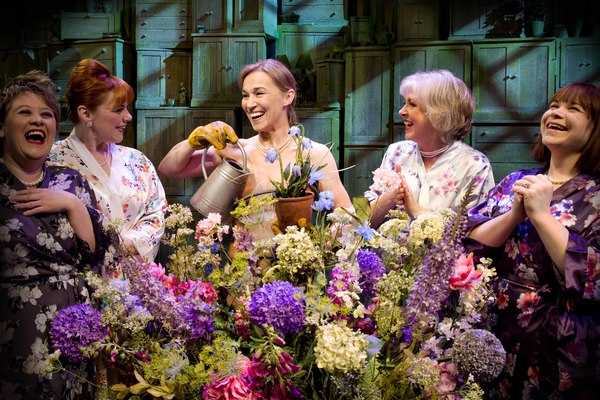 Photo Flash: First Look at Gary Barlow and Tim Firth's New Musical THE GIRLS