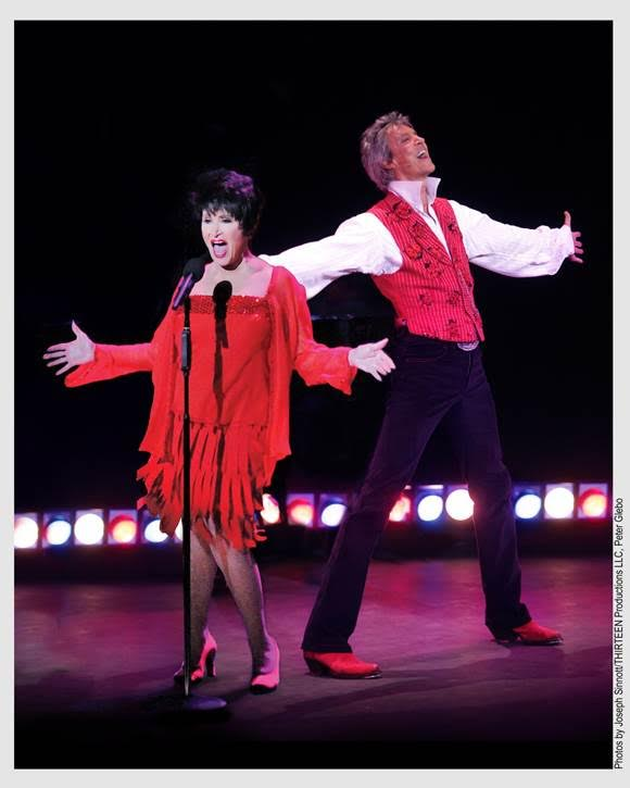 Chita Rivera & Tommy Tune Will Hit the Road this Fall on the 'Two For the Road Tour'