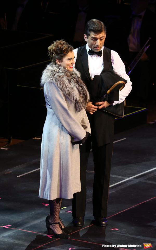 Rachel Bloom and Tony Yazbeck