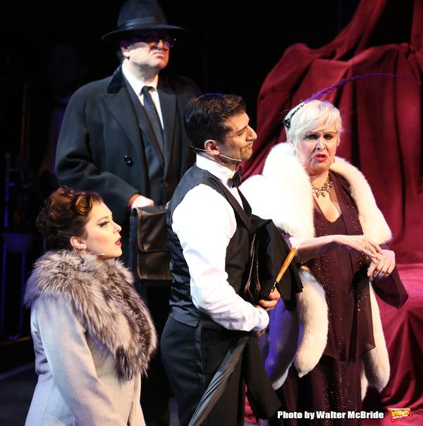 Rachel Bloom, Tony Yazbeck and Nancy Opel