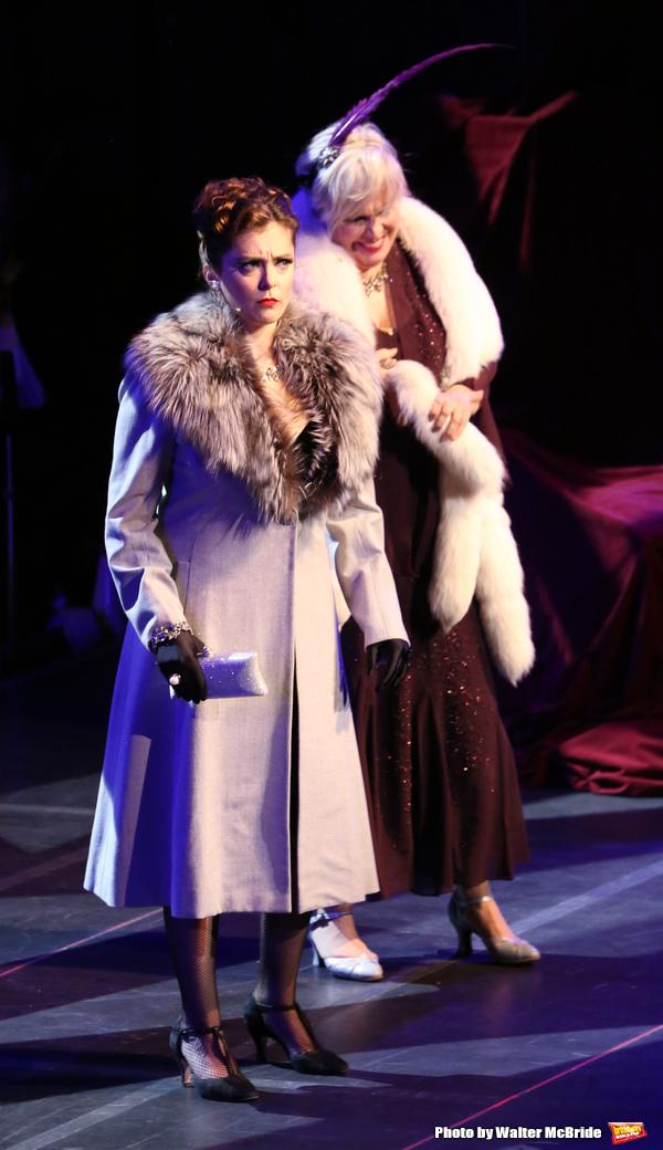 Rachel Bloom and Nancy Opel