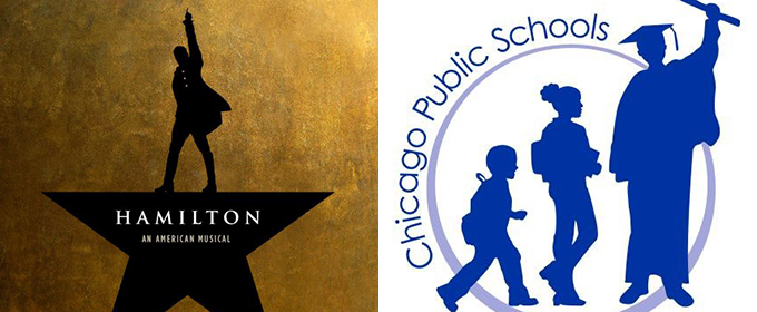 HAMILTON Education Program to Welcome Windy City Public Schools This Week