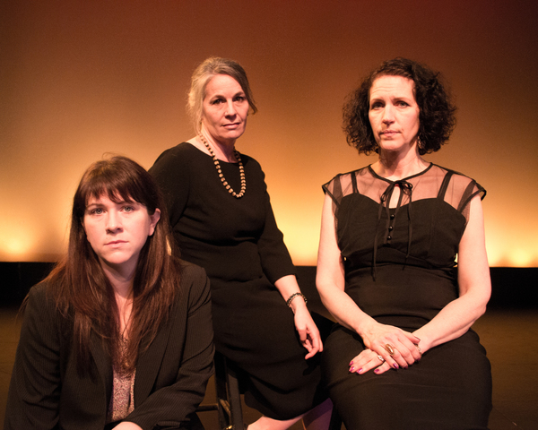 Melissa Fenwick, Ann Wilkinson Ellis, Carrie Morgan