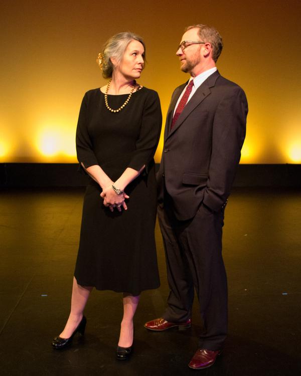 Ann Wilkinson Ellis, Pete Benson