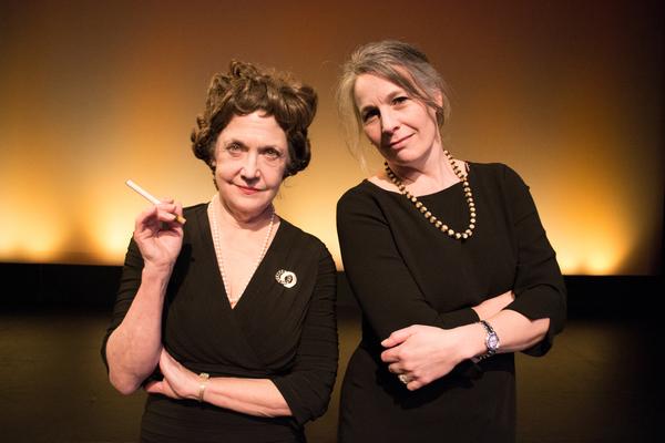 Barbara Deering, Ann Wilkinson Ellis