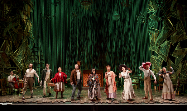 Into the Woods  Stephanie Umoh Patrick Mulryan