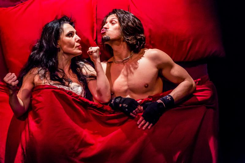 BWW Review: Unspoken TAMING OF THE SHREW Speaks Colorful Volumes at Synetic Theater