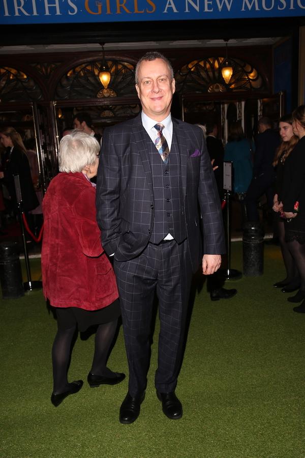 Photo Flash: Gary Barlow & More at THE GIRLS Gala Opening