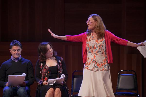 Bradley White, Jennifer Tilly, Beth Grant