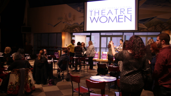 Photo Flash: League of Professional Theatre Women Hosts Panel on Careers in Theatre Education