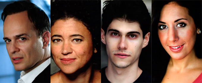 Cast Complete for American Premiere of ANGRY YOUNG MAN at Urban Stages