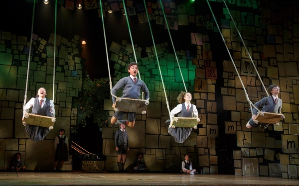 Photo Flash: MATILDA THE MUSICAL is Coming to the Broward Center for the Performing Arts