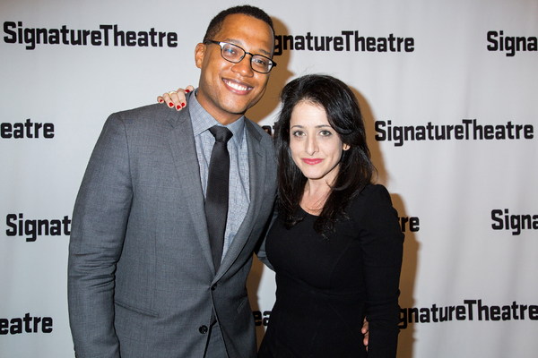 Photo Coverage: Opening Night of Branden Jacobs-Jenkins' EVERYBODY at Signature Theatre Company