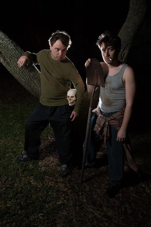 Brian Shea and Brandon Mauro