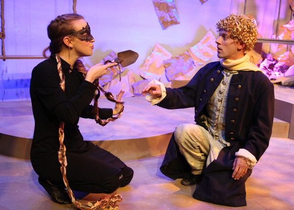 Photo Flash: Theater for Young Audiences Series Continues with THE LITTLE PRINCE at Chance Theater