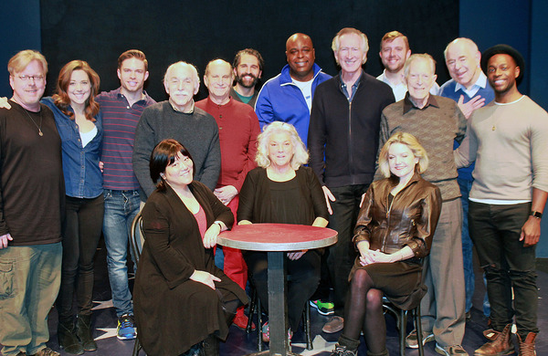 Photo Flash: Meet the Cast of DEAR WORLD at York Theatre Company, Starring Tyne Daly