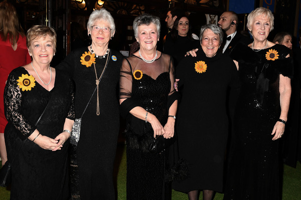 Photo Flash: Inside Opening Night of Gary Barlow and Tim Firth's THE GIRLS at Phoenix Theatre