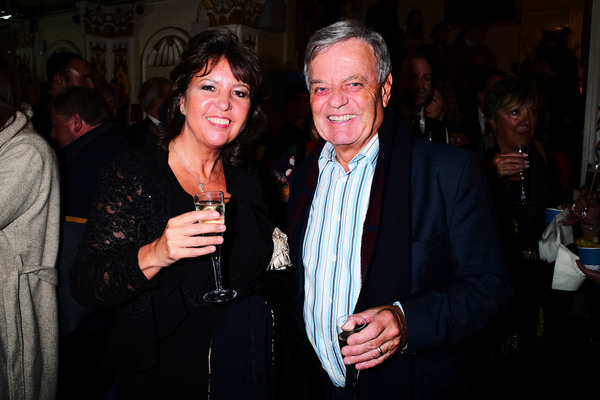 Tony Blackburn, Debbie Blackburn