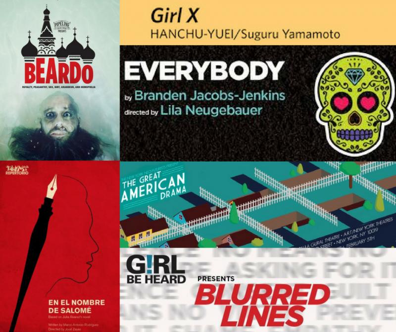 The Maxamoo Podcast Returns to Talk EVERYTHING, BEARDO, GIRL X, Neo-Futurists, Repertorio Español, BLURRED LINES, and More