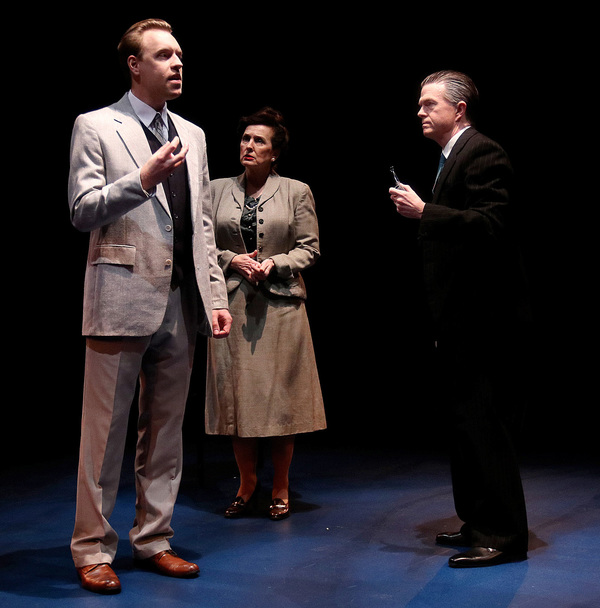 Philip Hays, Celeste Roberts, and Joel Sandel Photo