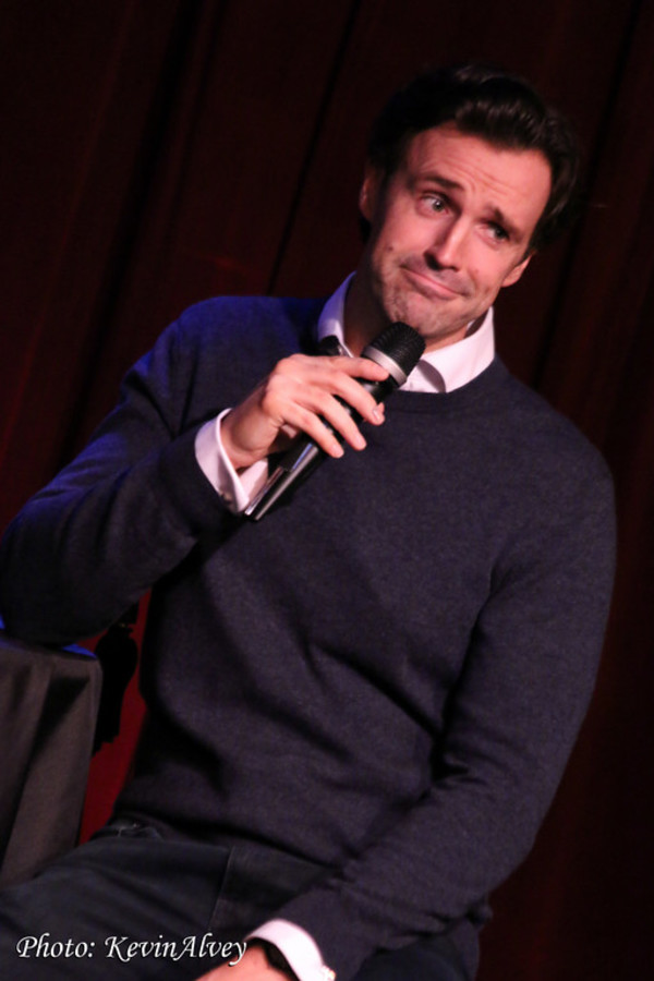 Photo Flash: SUNSET BOULEVARD's Michael Xavier Joins Frank DiLella at Birdland