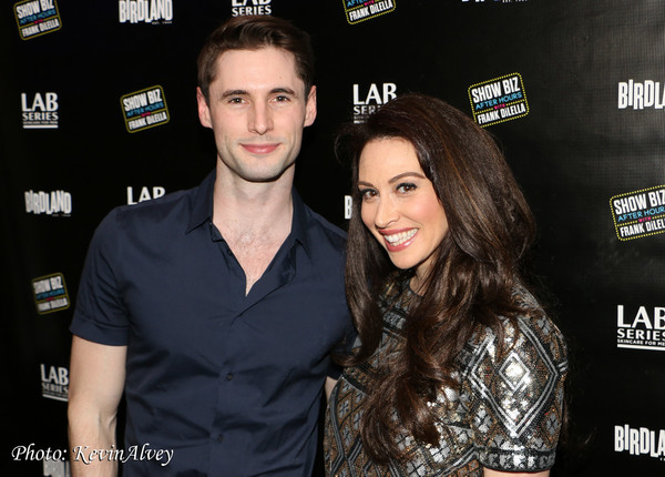 Mike Schwitter and Lesli Margherita
