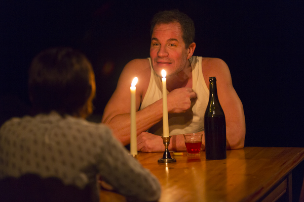Photo Flash: First Look at NAPOLI, BROOKLYN World Premiere at Long Wharf Theatre