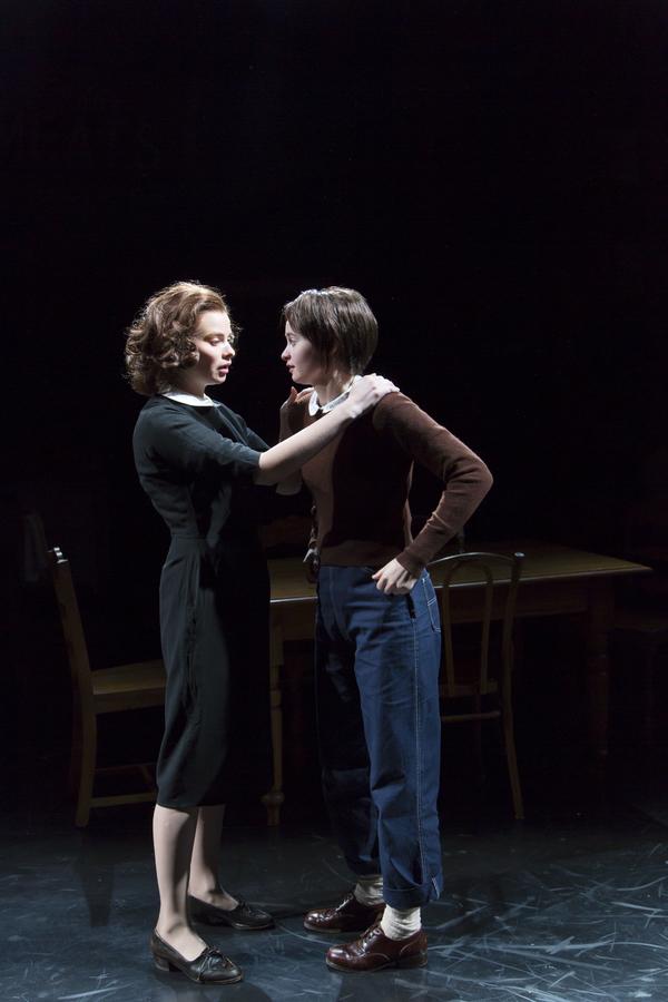 Carolyn Braver and Jordyn DiNatale