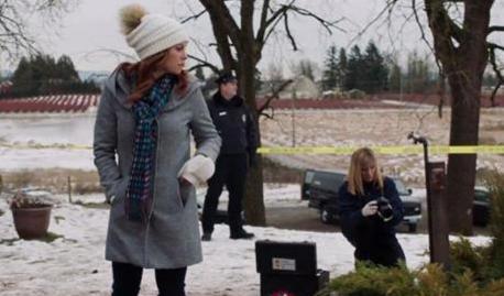 Hallmark Movies & Mysteries Premieres Original Movie MURDER, SHE BAKED: JUST DESSERTS, 3/26