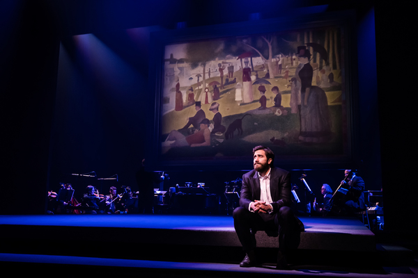 Photo Flash: Jake Gyllenhaal, Annaleigh Ashford and More Bring Artistry to Broadway's SUNDAY IN THE PARK WITH GEORGE