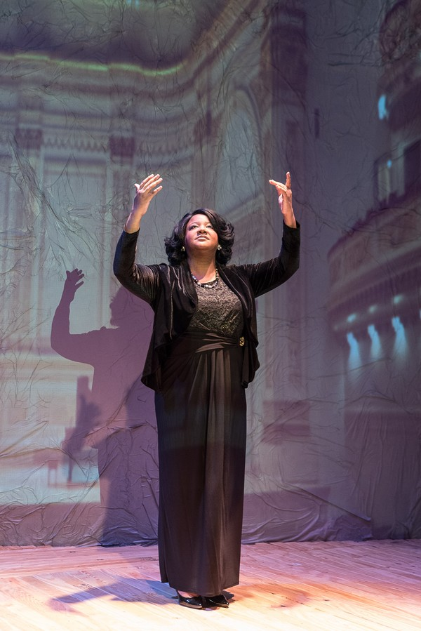 Photo Flash: Take A Look at MAHALIA at The Ensemble Theatre; Command Performance Added!