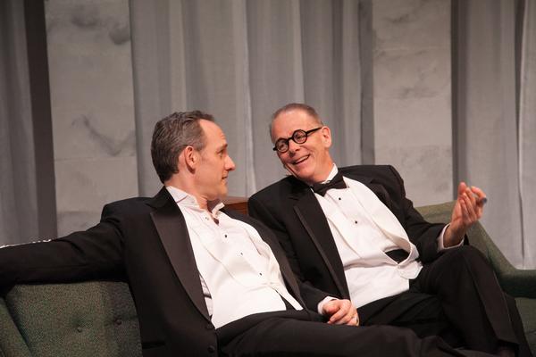 Coburn Goss and Philip Earl Johnson Photo