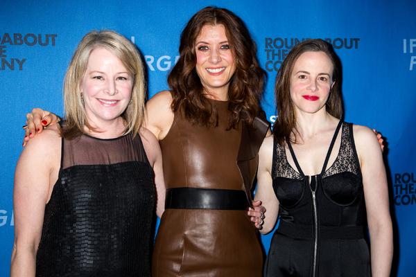 Tasha Lawrence, Kate Walsh, Maria Dizzia