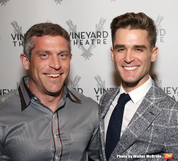 Andy Owens and Travis Nesbitt