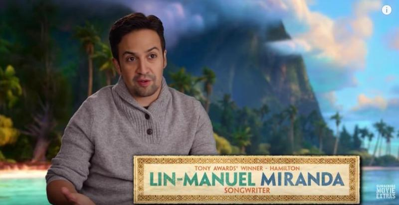 BWW Feature: MOANA's Oscar-Nominee Lin-Manuel Miranda Goes for the EGOT