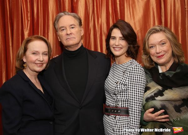 Kate Burton, Kevin Kline, Cobie Snulders and Kristine Nielsen
