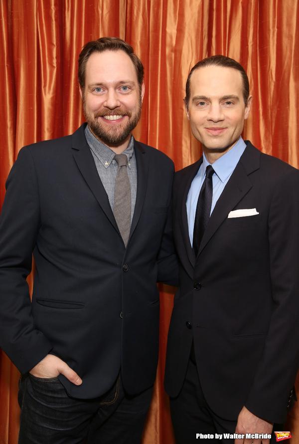 Moritz von Stuelpnagel and Jordan Roth