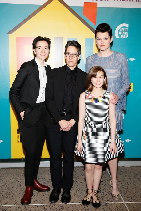 Abby Corrigan, Alison Bechdel and Kate Shindle and Alessandra Baldacchino