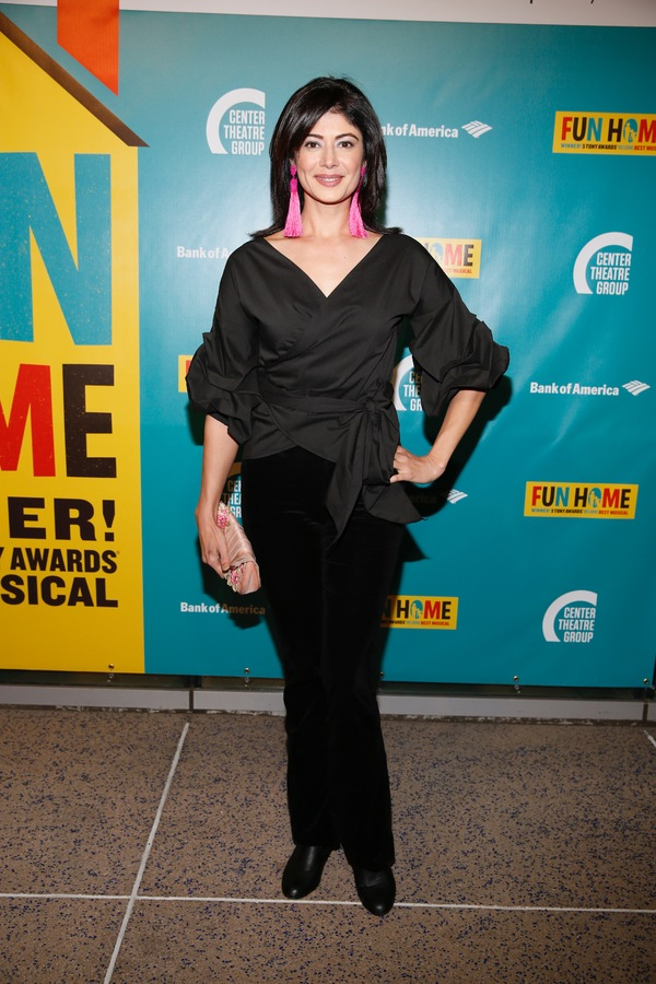 Photos: Kate Shindle, Alison Bechdel and More Celebrate FUN HOME's Opening at the Ahmanson